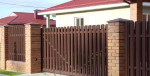 Продвижение установки заборов и ворот